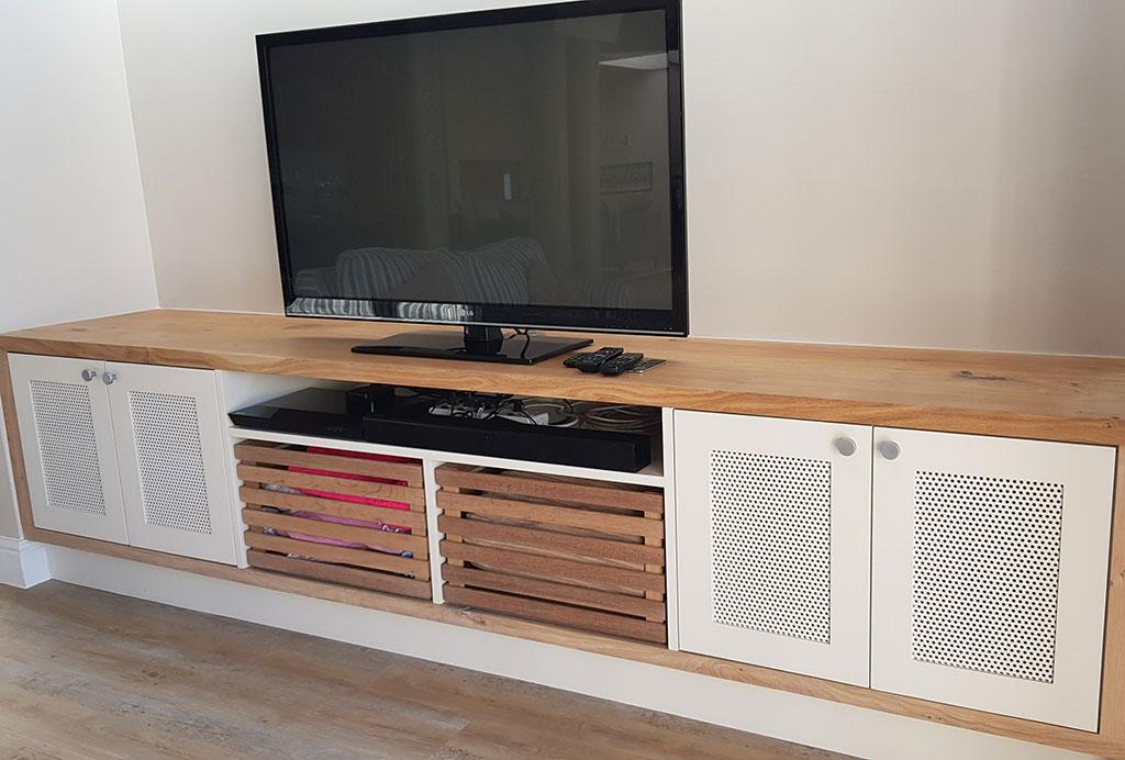 Custom Made TV Display Unit