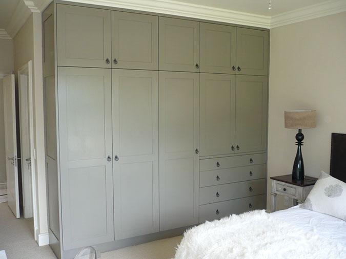 Custom Bedroom Wardobe