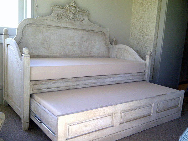 Custom Made - Classic style pull out day bed